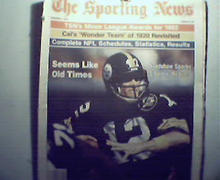 The Sporting News=12/6/82 Terry Bradshaw on Cover!