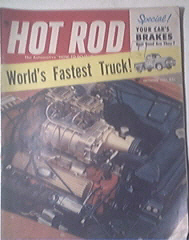 HOT ROD Magazine 9/1955 A Real