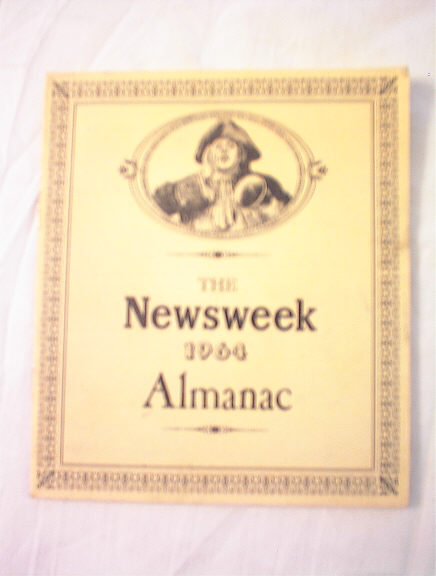 THE NEWSWEEK 1964 ALMANAC
