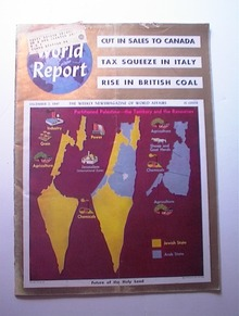 World Report,12/2/47,Future of the Holy Land