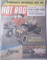HOT ROD Magazine 3/1961 The Robert E. Lee