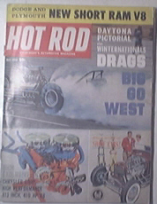 HOT ROD Magazine 5/1962 Oakland Roadster Show