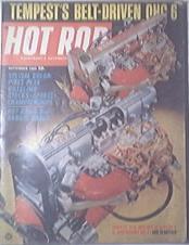 HOT ROD Magazine 9/1965 SCTA Opener-El Mirage