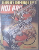HOT ROD Magazine 9/1965 SCTA Opener-El Mirage