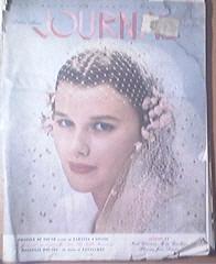 Ladies Home Journal 6/1950 Nylon Travel Wardrobe