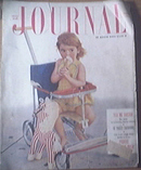 Ladies Home Journal 9/1952 Peter Pan and Red Feathers