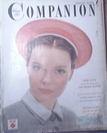 Woman's Home Companion 3/1952 Pearl Buck, Great Ads