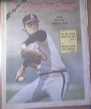 The Sporting News 5/5/1973 Angel's Nolan Ryan Cover