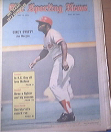 The Sporting News 5/19/1973 Joe Morgan Cover