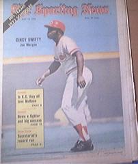 The Sporting News 5/19/1973 Joe Morgan Cover