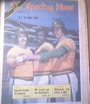 The Sporting News 10/20/1973 Catfish Hunter, Vida Blue