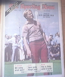 The Sporting News 4/1/1972 Great Jack Nicklaus Cover