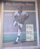 The Sporting News 5/13/1972 L.A.'s Don Sutton Cover