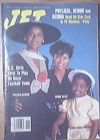 JET 11/13/1989 Phylicia Rashad, Debbie Allen