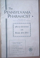 The Pennsylvania Pharmacist, 12/1940, Hypnotic Drugs