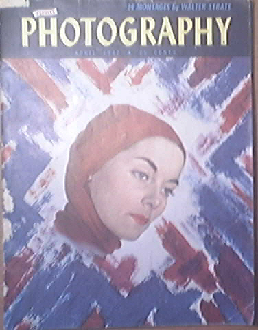 Popular Photography, 4/47, First Cameraman Ray Rennahan