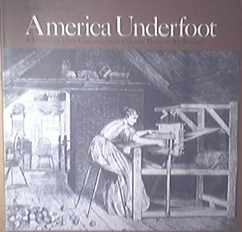 American Underfoot by Anthony L. Landreau, 1976 Book
