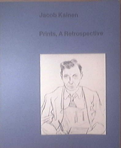 Jacob Kainen Prints, A Retrospective, 1976 Book