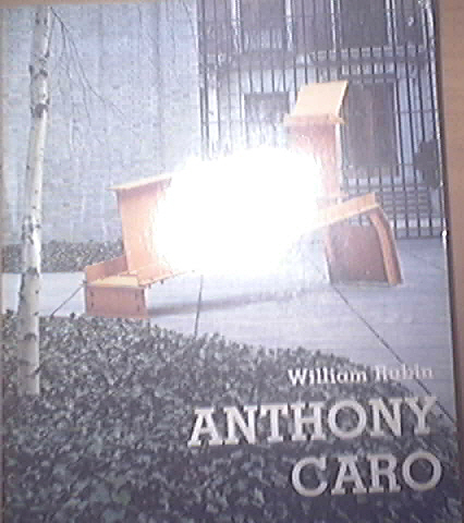 William Rubin ANTHONY CARO Museum Of Modern Art