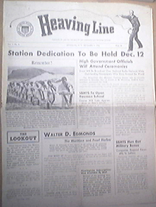 Heaving Line, 12/7/1942, Walter D. Edmonds