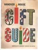 Hanover House Gift Guide Xmas Catalog 1963