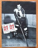 KOMET HOCKEY 1967 1968 Program Ticket Stubs