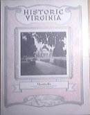 Historic Virginia Magazine Roy Wheeler Realty Co c1940