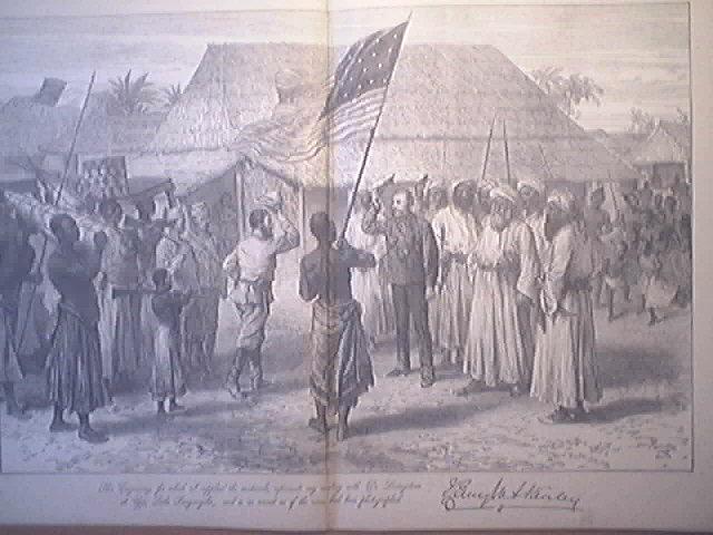 London Illustrated News 1872 Stanelys Finding Of Dr. Livingstone