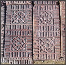 Star Brick Paver