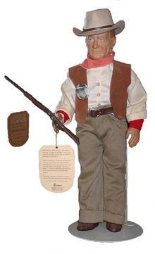 John Wayne Doll, The Cowboy