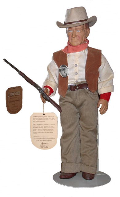 John Wayne Doll, The Cowboy