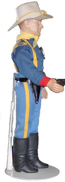 The Calvary John Wayne Doll