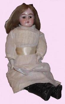Kley & Hahn Bisque Doll, Special #2