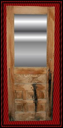 Pine Cottage Door