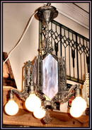 Hanging Light Fixture