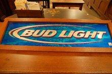 Bud  Lite Sign