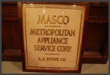 Masco Sign