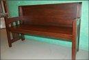 Bench, Oak