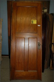 Southern Pine Doors