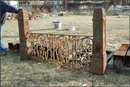 Iron Fence posts for wrought iron fence