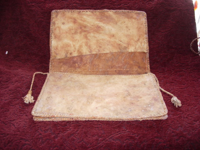 Antique Document Holder