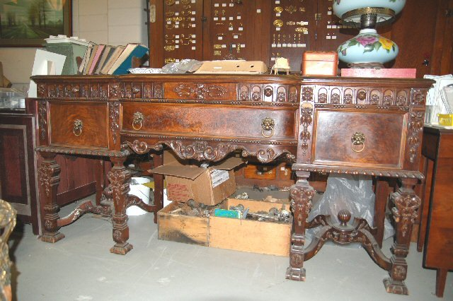 Ornate Sideboard