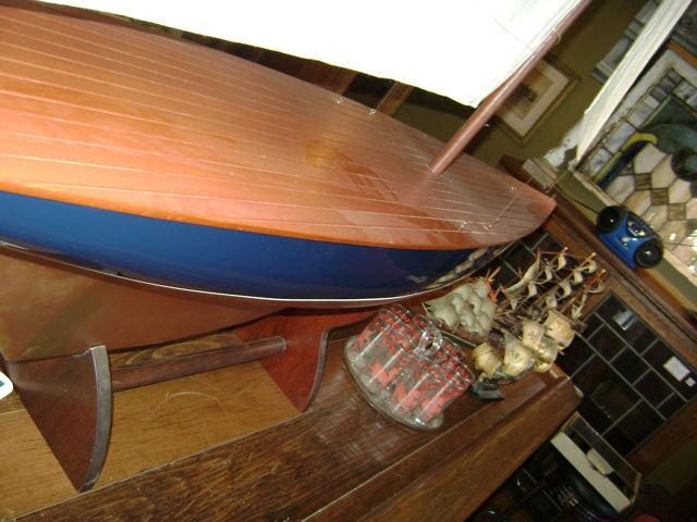 Hobby Sailboat