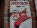 Texaco Advertising  Signs