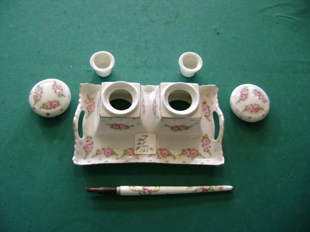 Pen and Inkwell Set