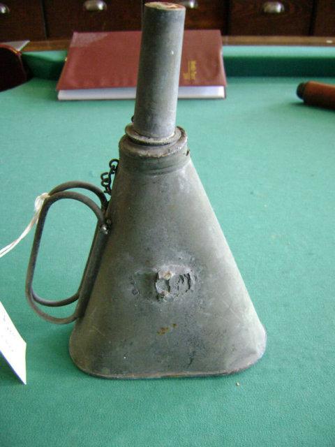 Vintage Kerosene Lantern
