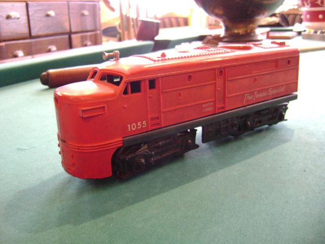 Texas Special Train