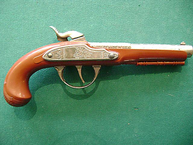 Hubley Toy Gun