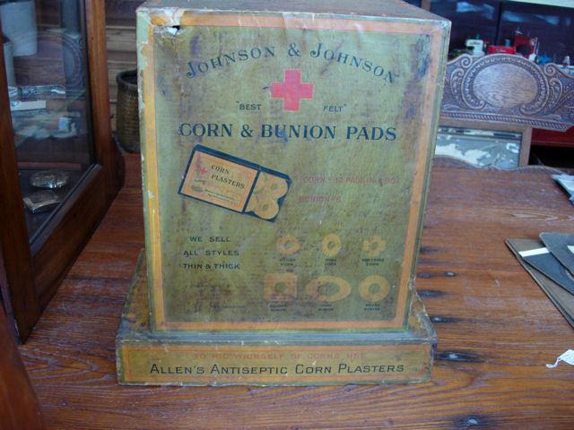 Johnson & Johnson Plaster & Bunion Case