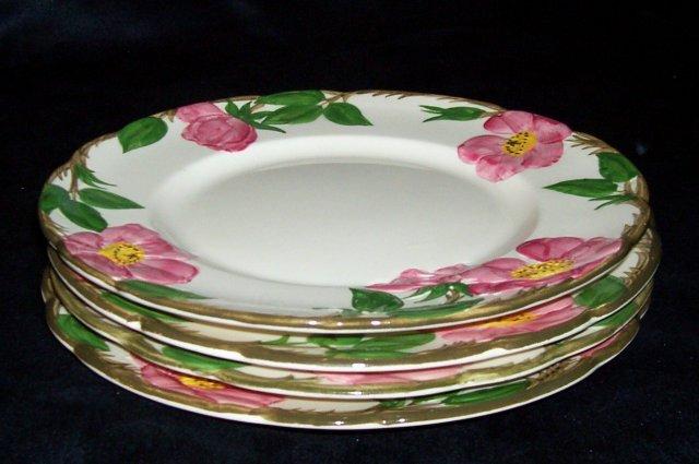 Franciscan Desert Rose Salad Plates